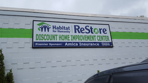 Habitat for Humanity ReStore NCM, 637 Lancaster St, Leominster, MA 01453, Discount Store