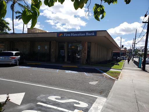 First Hawaiian Bank Makiki Branch in Honolulu, Hawaii