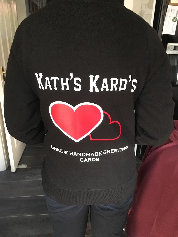 Kaths Handmade Kards