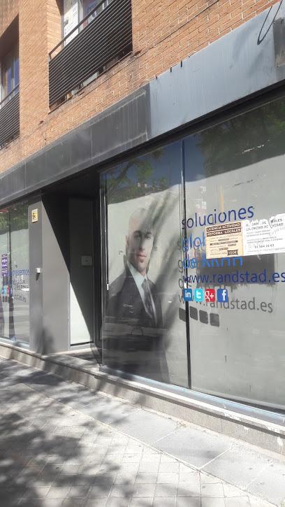 Randstad ETT, Promociones y Shops, Empresa de trabajo temporal en Madrid
