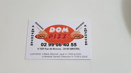 photo du restaurant Dom Pizz