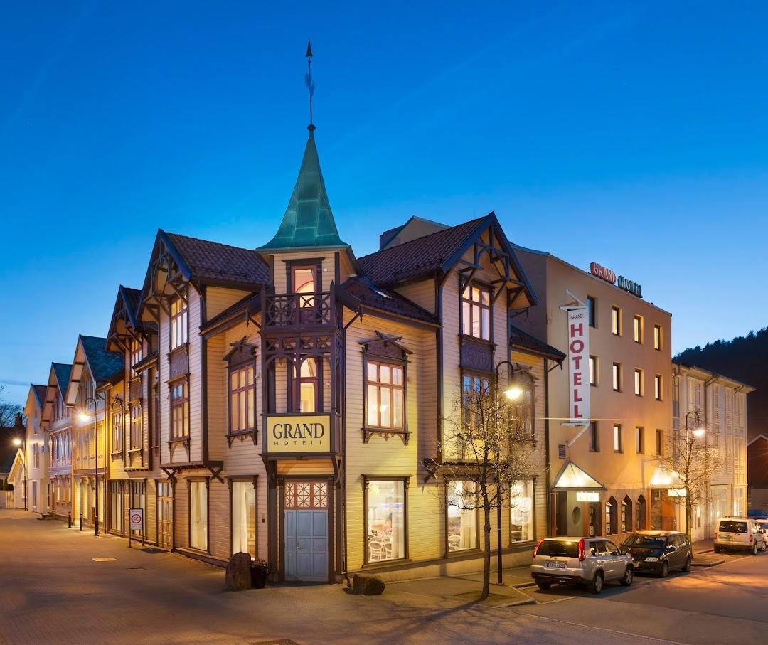Grand Hotell Egersund AS