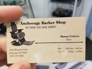Anchorage Barber Shop