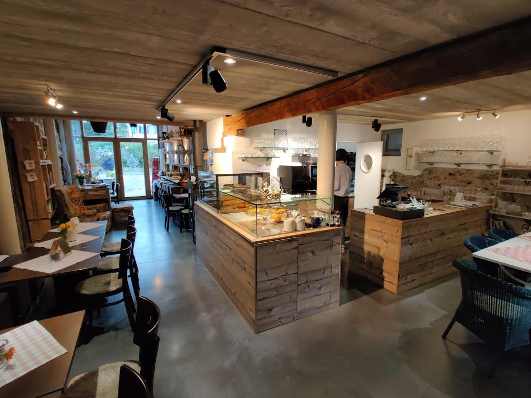Evelyns Caf in der Stadt Konstanz
