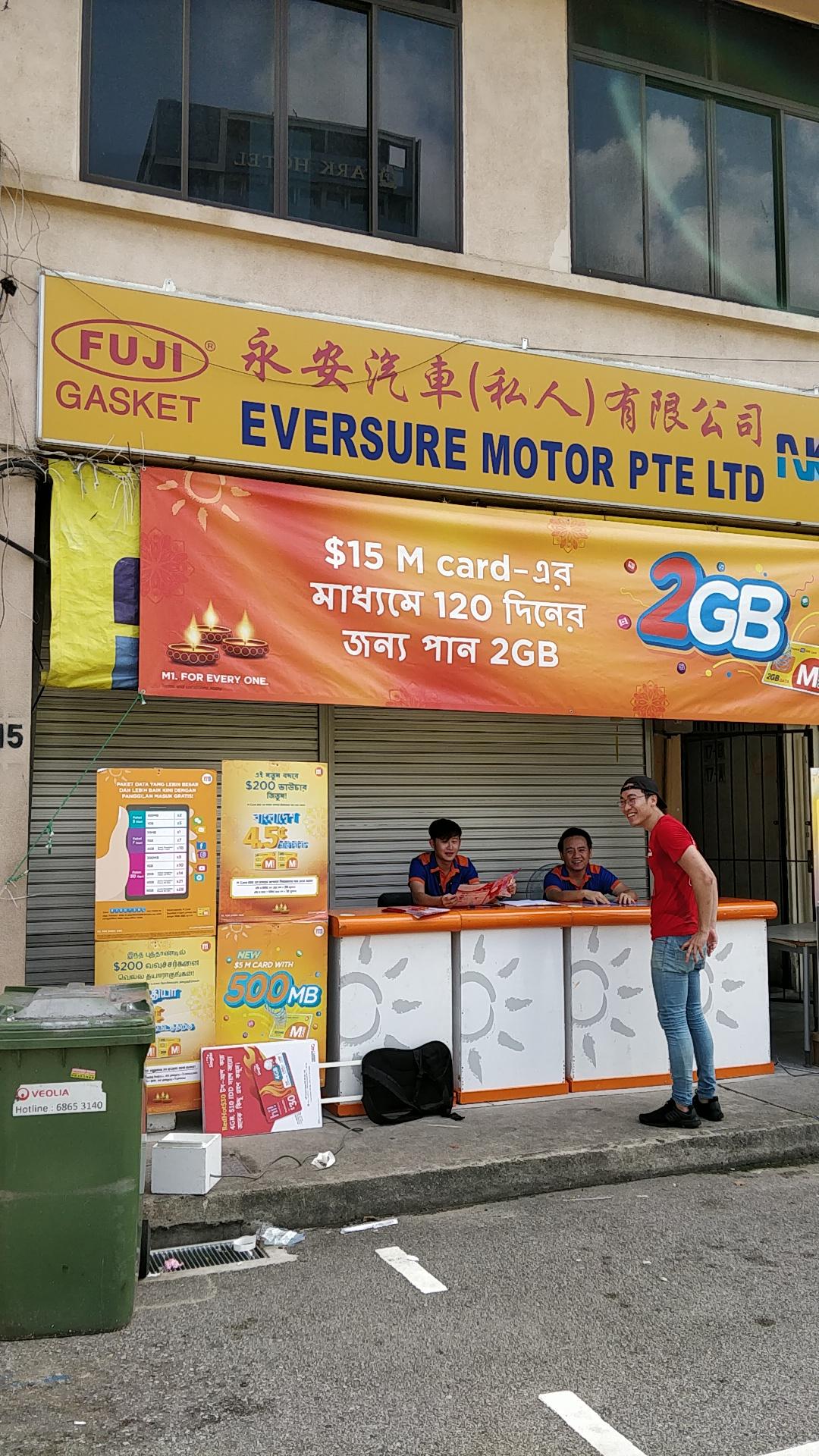 Eversure Motor Pte Ltd