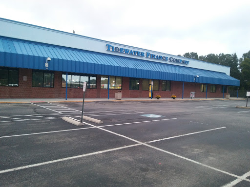 Tidewater Finance Company, 6520 Indian River Rd, Virginia Beach, VA 23464, USA, Loan Agency
