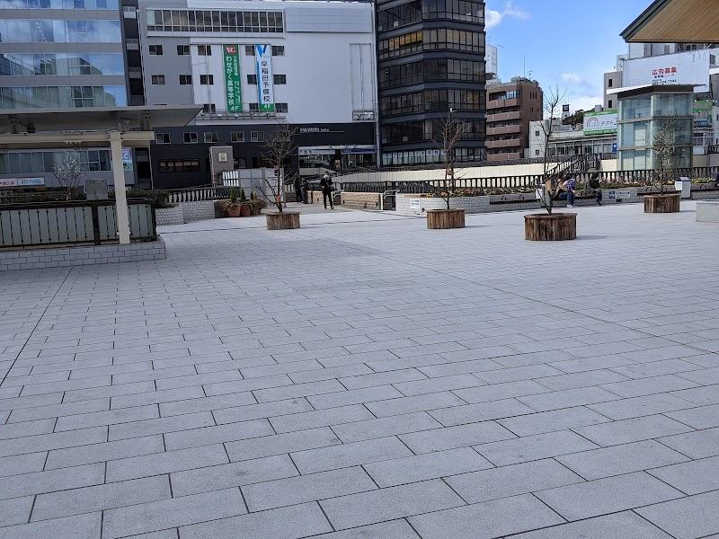 水戸駅北口広場