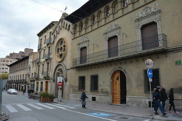 Colegio Santa Ana Huesca