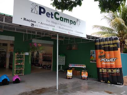 PetCampo Pet Shop e Agropecuária