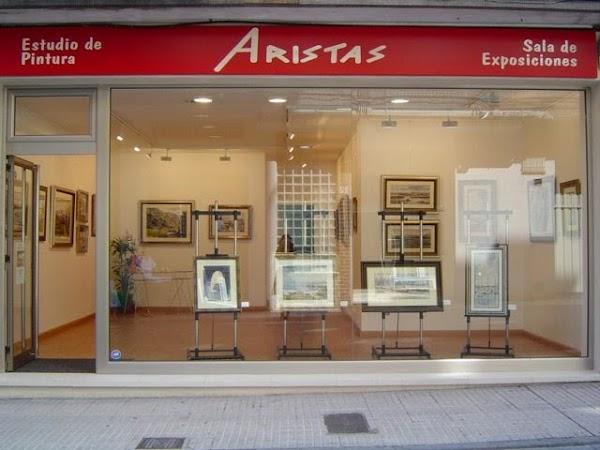 ARISTAS Sala, Exposiciones y Academia de Pintura