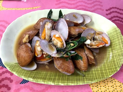東太平洋鮮魚湯