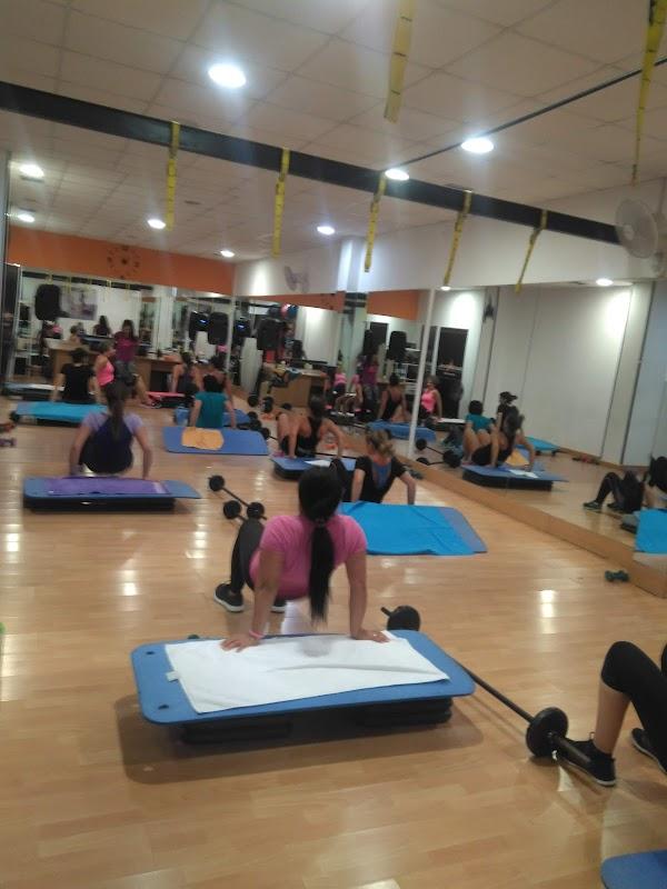 Gym Sentral Fitness Sport