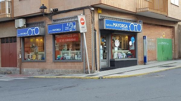 Centro Optico y Auditivo Mayorga Grupo Visión 78
