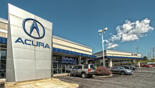 Acura York Rd on