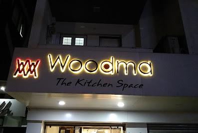 WOODMA The Kitchen SpaceRajkot