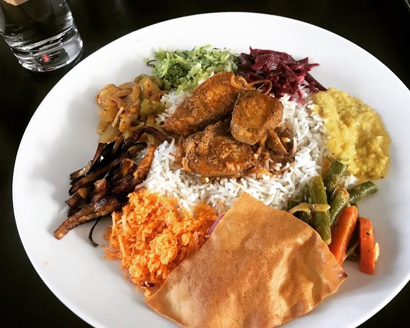 サンライズ スリランカ レストラン