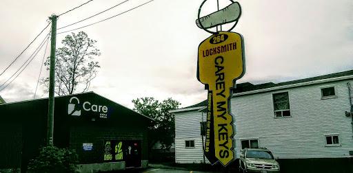 Locksmith Carey My Keys Lock & Safe Ltd in Moncton (NB) | LiveWay