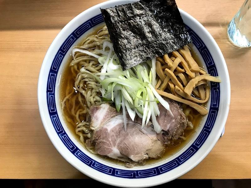 らぁ麺と肴 榊