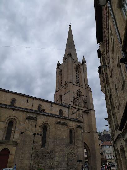 Cathédrale Notre-Dame de Tulle