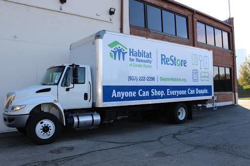 Habitat For Humanity ReStore-Dayton, Ohio, 115 W Riverview Ave, Dayton, OH 45405, USA, Non-Profit Organization