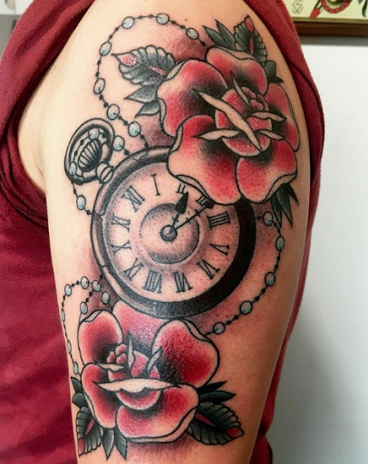 Blu ink tattoo Buccinasco