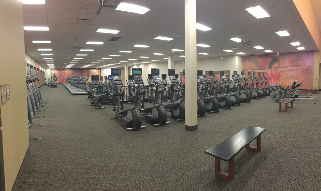 La Fitness In The City Greensburg