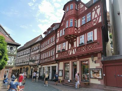 Alter Marktplatz (Schnatterloch) Miltenberg