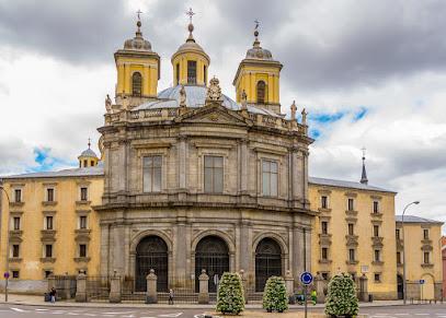 Basilica of San Francisco el Grande, Madrid