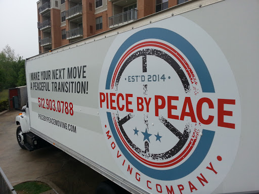 Mover «Piece by Peace Moving Company», reviews and photos