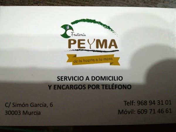 Fruteria Peyma