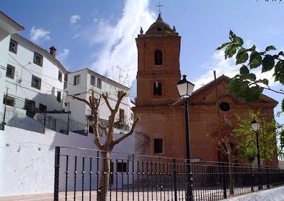 Iglesia de Laroya