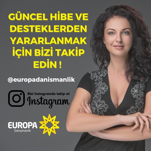 EUROPA Danışmanlık KOSGEB Hibe Eğitim Fizibilite Kalkınma Ajansı