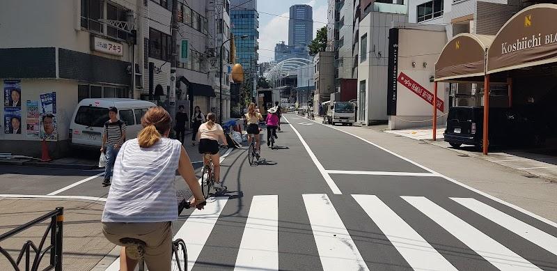 Soshi's Tokyo Bike Tour