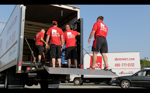 Moving and Storage Service «ABC Movers Houston», reviews and photos