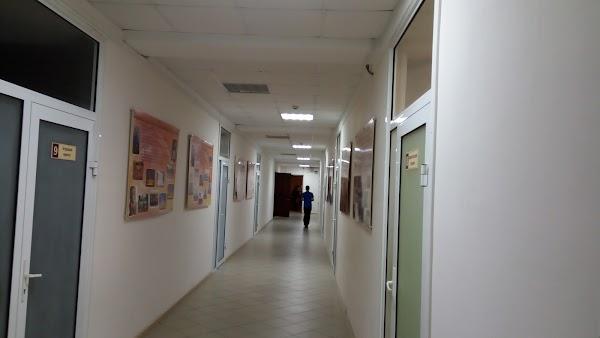 Культурный центр «Дворец Культуры Химик» в городе Усолье-Сибирское, фотографии