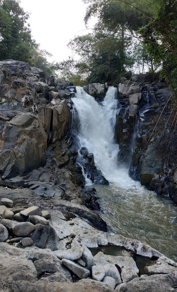 Cilutung Waterfall