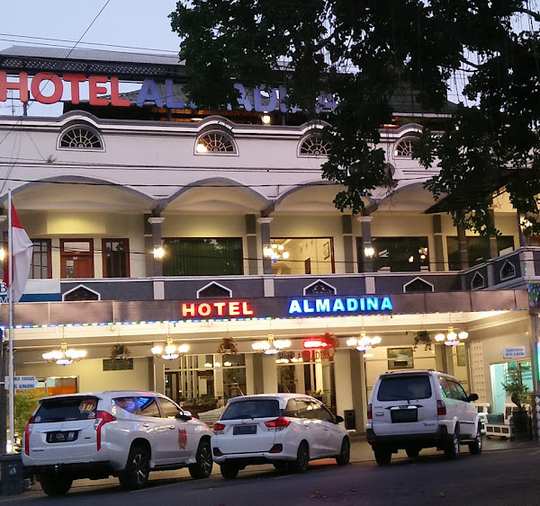 Hotel Al Madhina