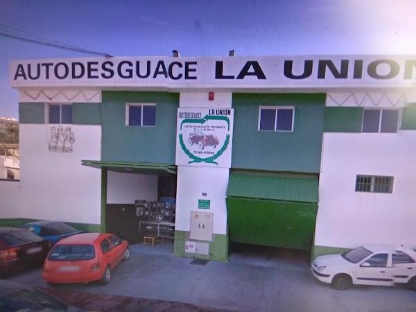Autodesguace Grupo Guacimara antiguo autodesguace La Union