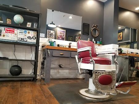 Brick & Mortar Barber Shop