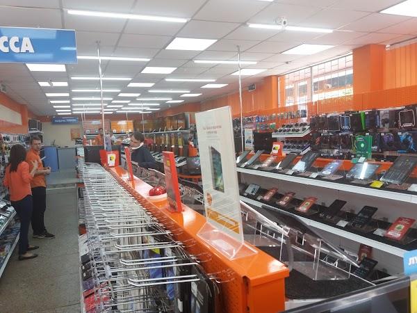 Магазин электроники «DNS» в городе Чехов, фотографии