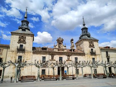 Plaza Mayor de Burgo de Osma