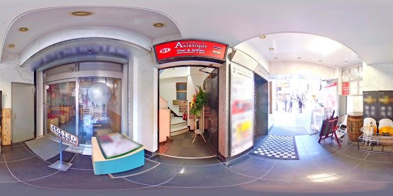 アジア タイ料理 アジアティーク 新宿歌舞伎町 店