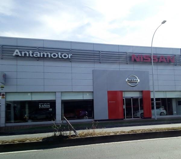 Antamotor Nissan Ocasión