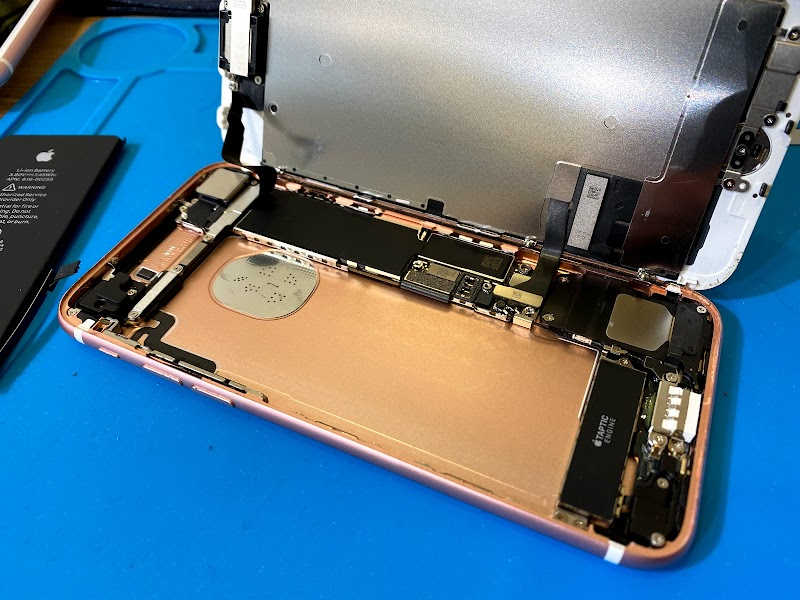 iPhone修理ダイワンテレコム 多摩センター店