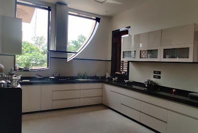 Heritage Crafts – Modular Kitchen Pali
