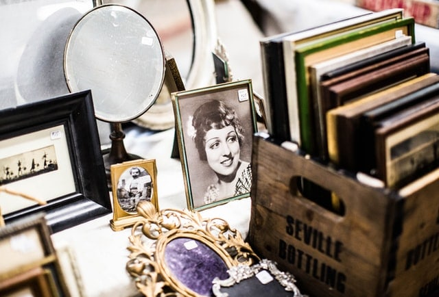 a garage or yard sale can raise cash quickly