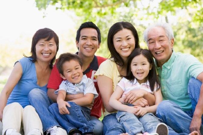 Bình nóng lạnh mang hạnh phúc viên mãn tới gia đình bạn