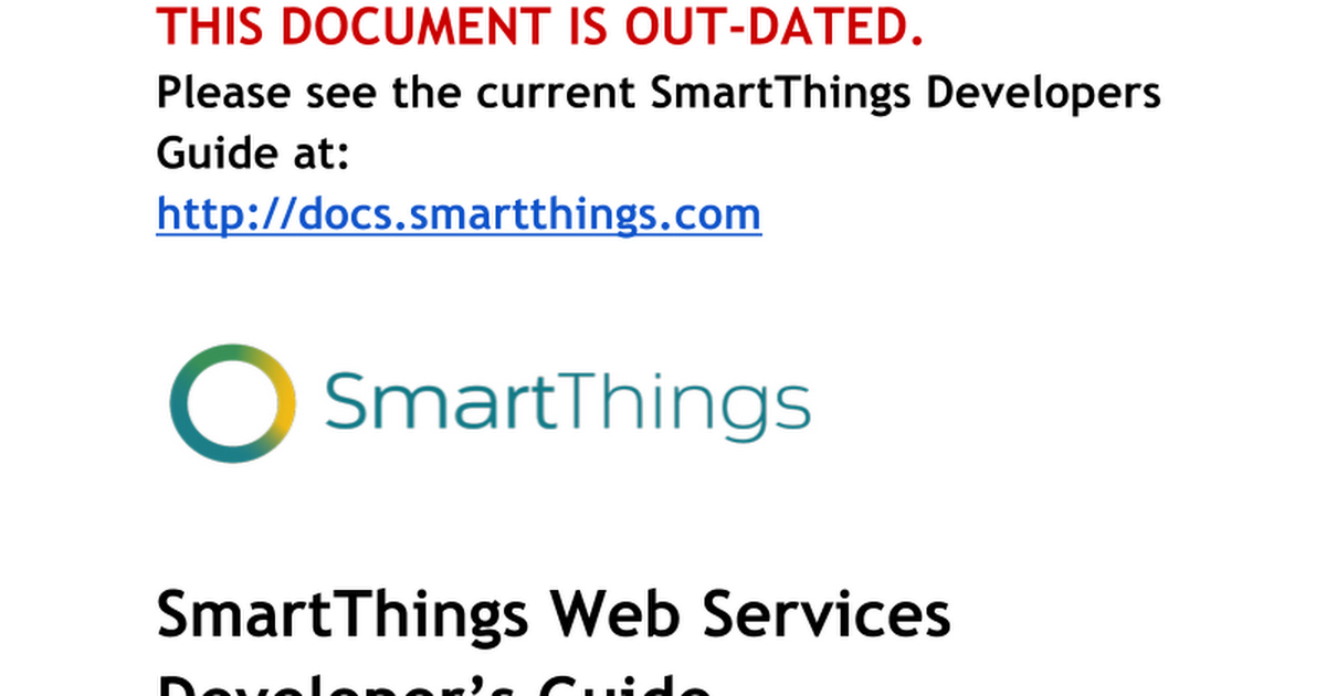 403 error when accessing API - developers - SmartThings Community