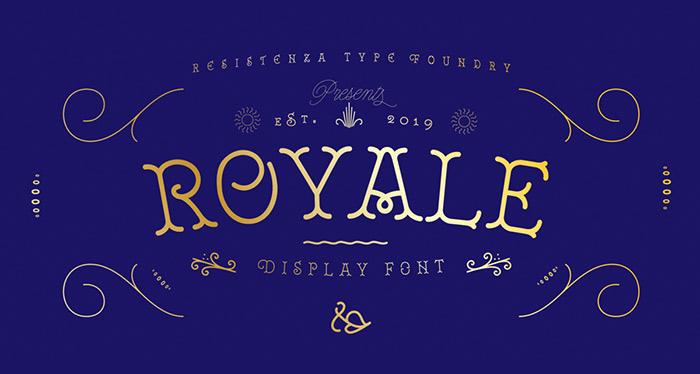Royale Font