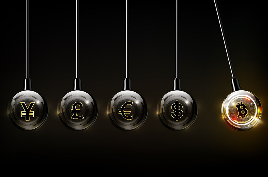 Comparing crypto and forex - CoinCola